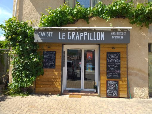 Cave Le Grappillon Saint-Zacharie
