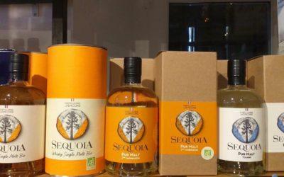 Découverte : les whiskies Sequoia