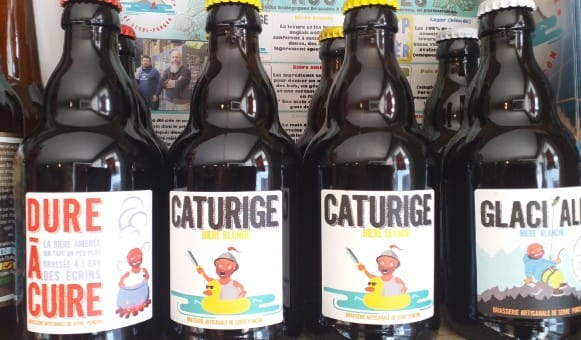 Biere La Dure à Cuire - Découverte cave Saint-Zacharie