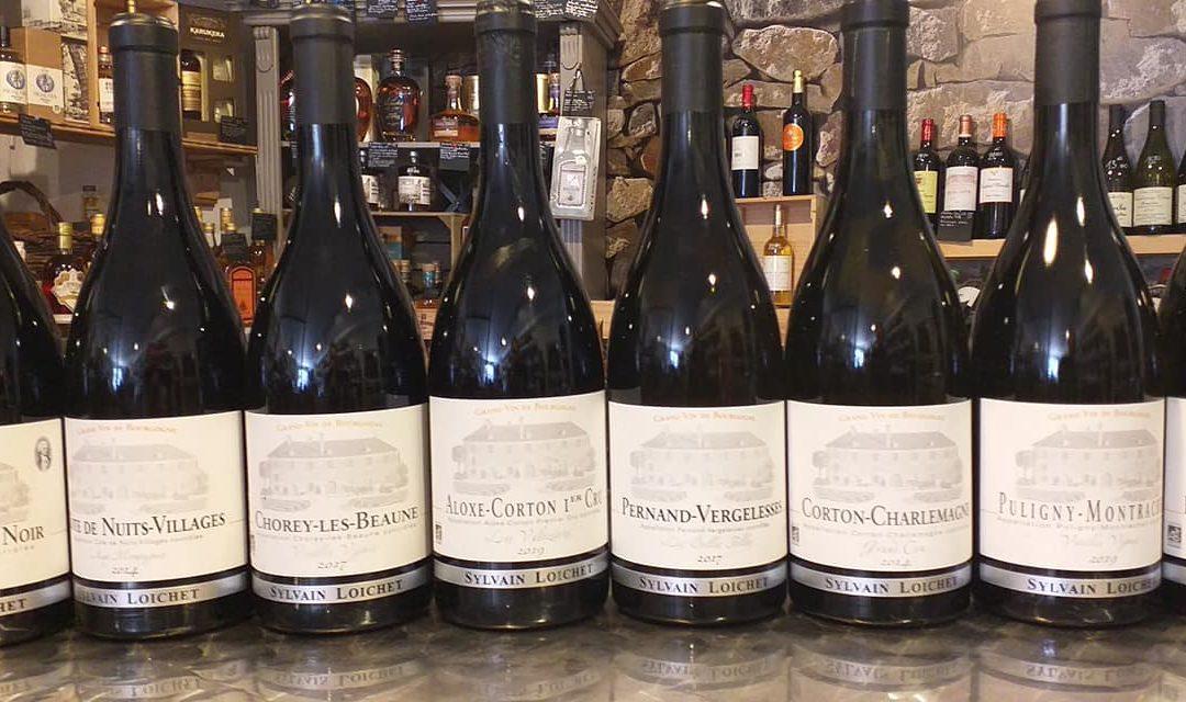Découverte : les vins Sylvain Loichet