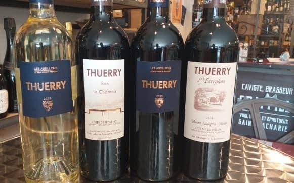 Découverte : les vins Thuerry