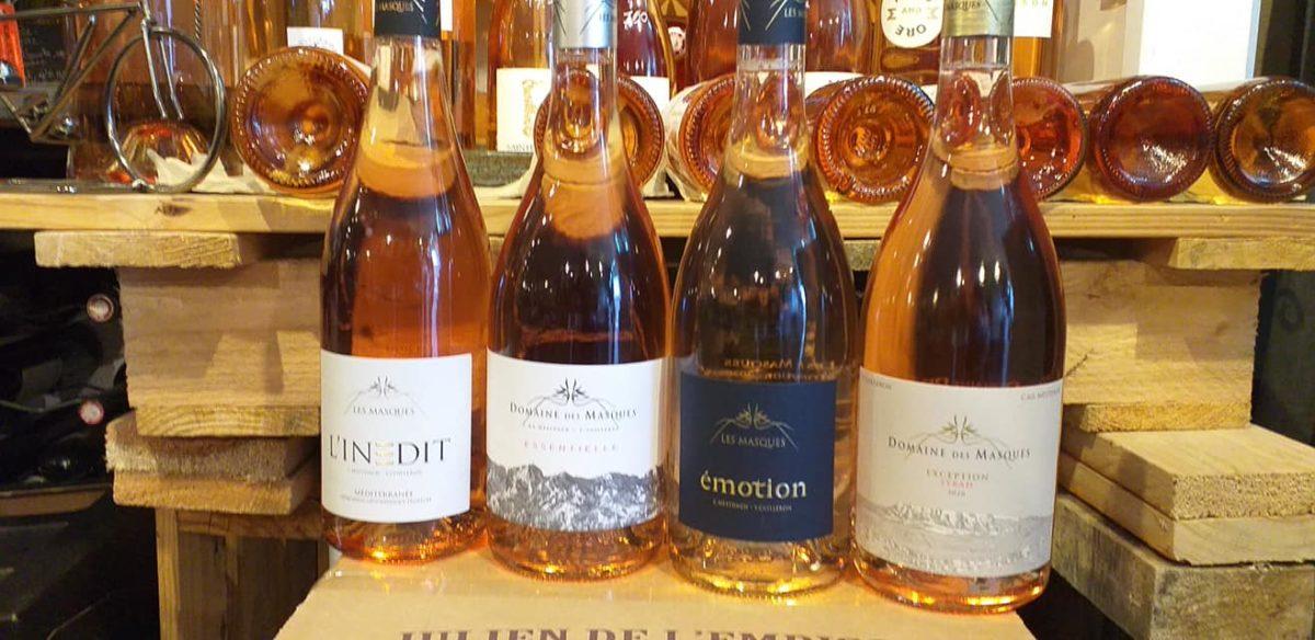 Sélection avril 2021 Cave à vins Le grappillon Saint-Zacahrie