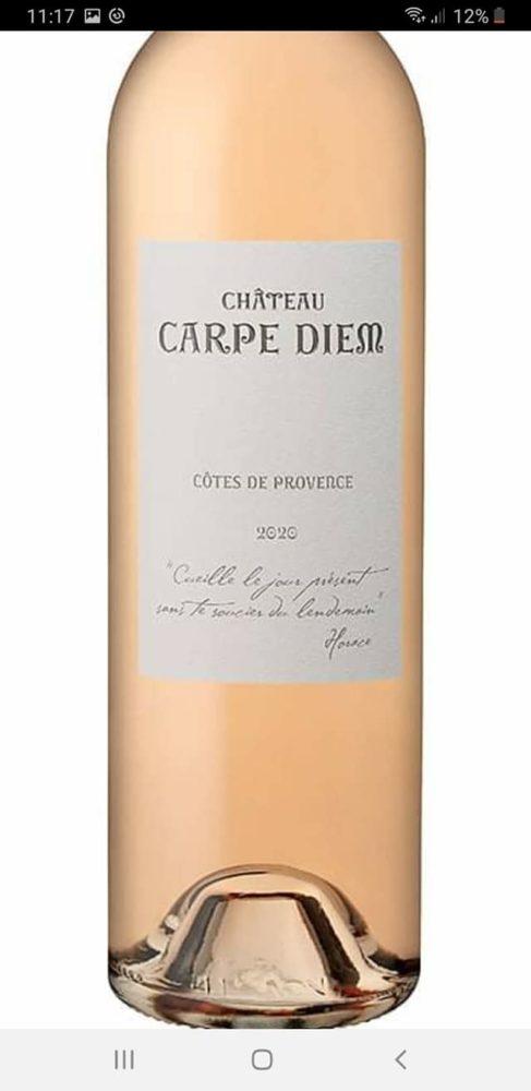 Château Carpe Diem rosé