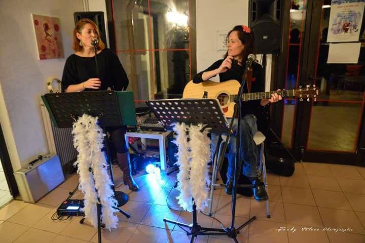 Musique à la Fête des terrasses jeudi 1er juillet au Grappillon avec le Mas des Oliviers